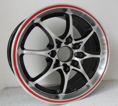 Aftermarket Alloy Wheel (KC518)