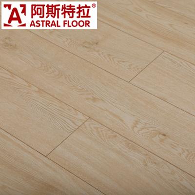 American Oak 12mm Melamine Engineered Flooring (AY1702)