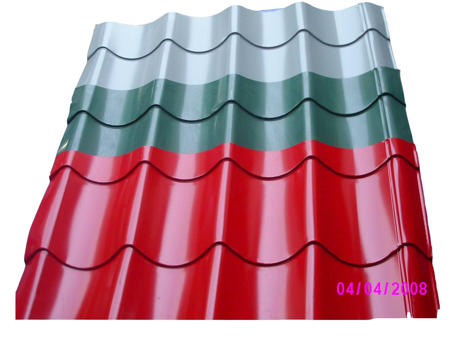 Colored Corrugated Metal Roofing Lowes