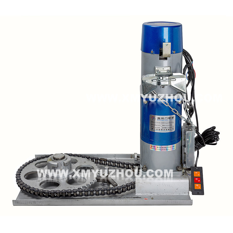 Industrial AC Roller Shutter Motor