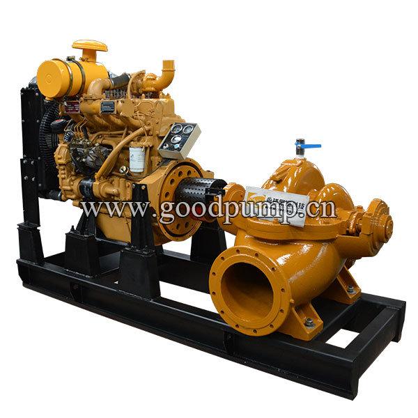 Nfpa20 Fire Fighting Pump/ Split Case Pump