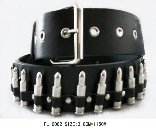 Belt with Bullet Fl-0082