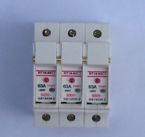 RT18-63 Series Fuse Holder with Indicator