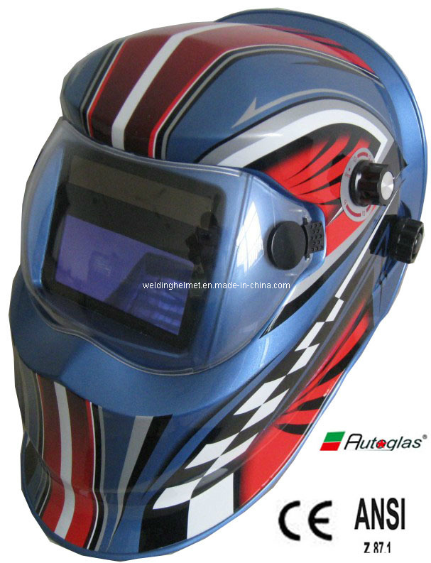 Cr2032 Lithium Battery/En379/High Quality Welding Helmet (W1190ST)