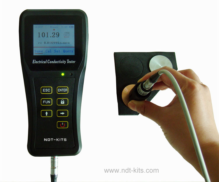 Electrical Conductivity Tester : Electrical conductivity meter china