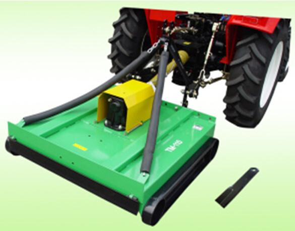 Brush Cutter with European Certificate (grass cutter, slasher, topper mower)