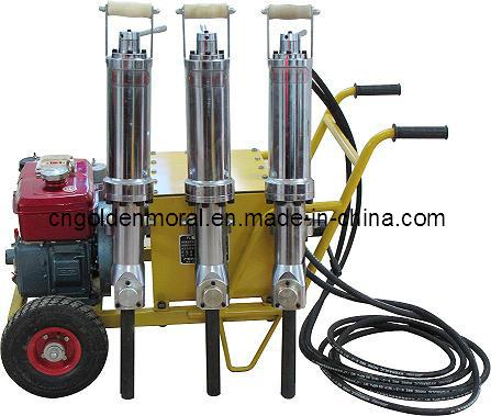 Hydraulic Rock Splitter GM-90A, Split Gun, Stone Splitter, Concrete Splitter