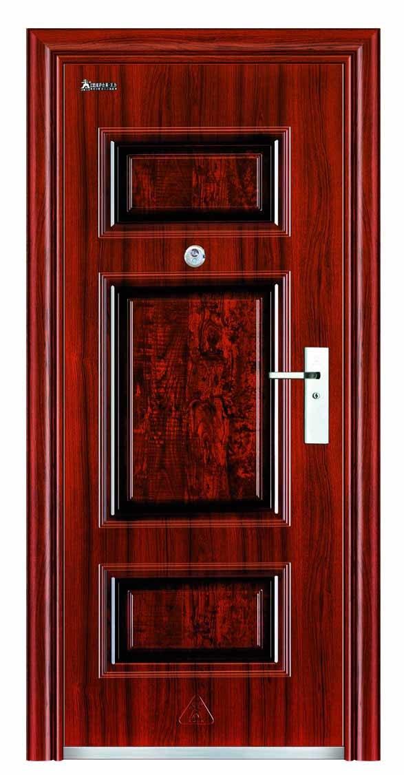China Steel Door Metal Door Security Door Exterior Door China Steel D