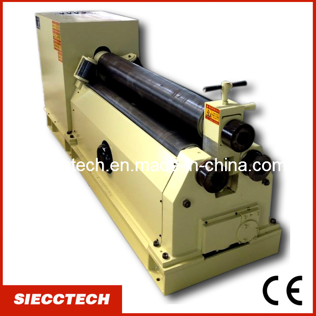 Mechanical Sheet Metal Roller Machine W11 10X2500