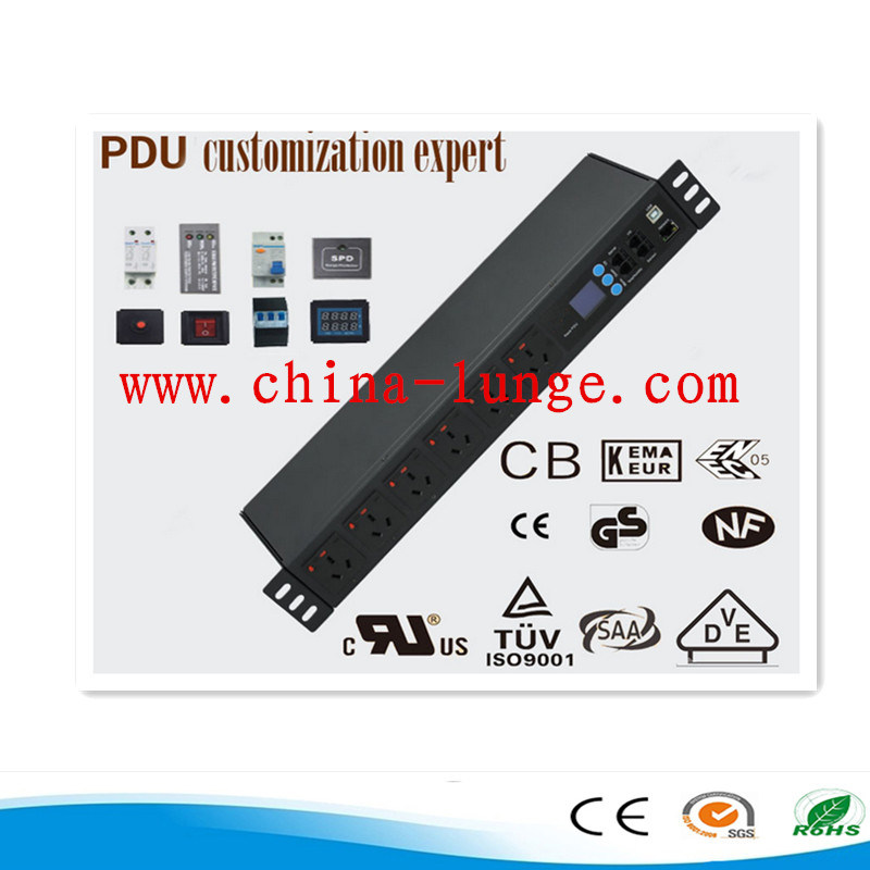 2016 New PDU Smart & Intelligent Power Distribution Unit