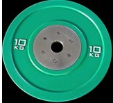 All Rubber Color Bumper Weight Plate Barbell, Weight Dumbbell (ush-13)
