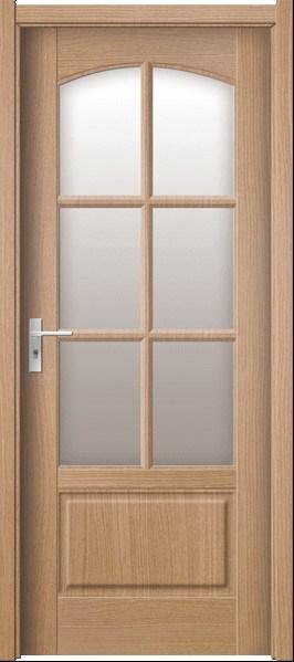 Puerta de cristal interior bkl 042 puerta de cristal for Puertas de interior de cristal precios
