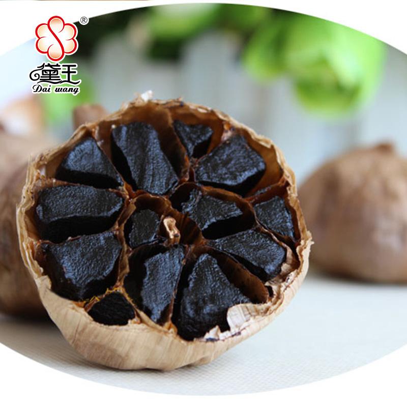Good Taste Fermented Black Garlic 6 Cm Bulbs (Custom bags)