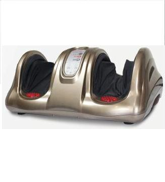 Kneading Shiatsu with Remote Control CE RoHS Approved Foot Massager
