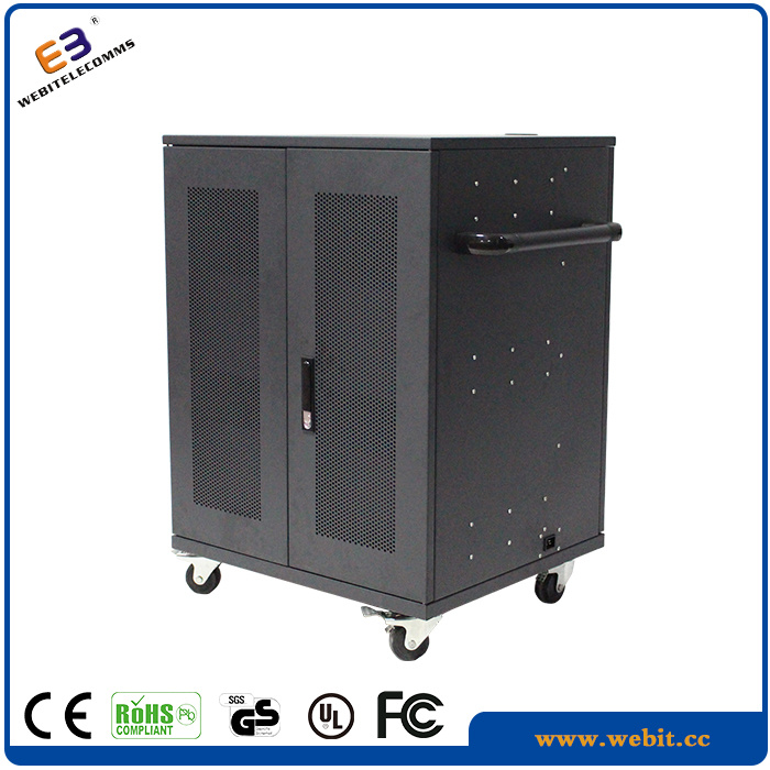 40-Way USB Pad Charging Cabinet