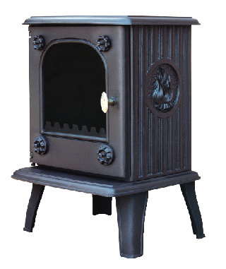 Cast Iron Stove, Cast Iron Wood Burning Stove (FIPA004)