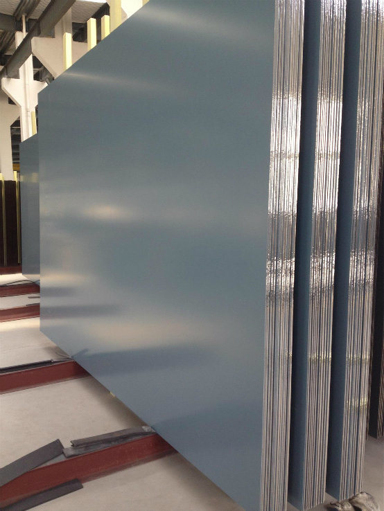 2-6mm Silver Mirror, Double Coated with Fenzi Paint