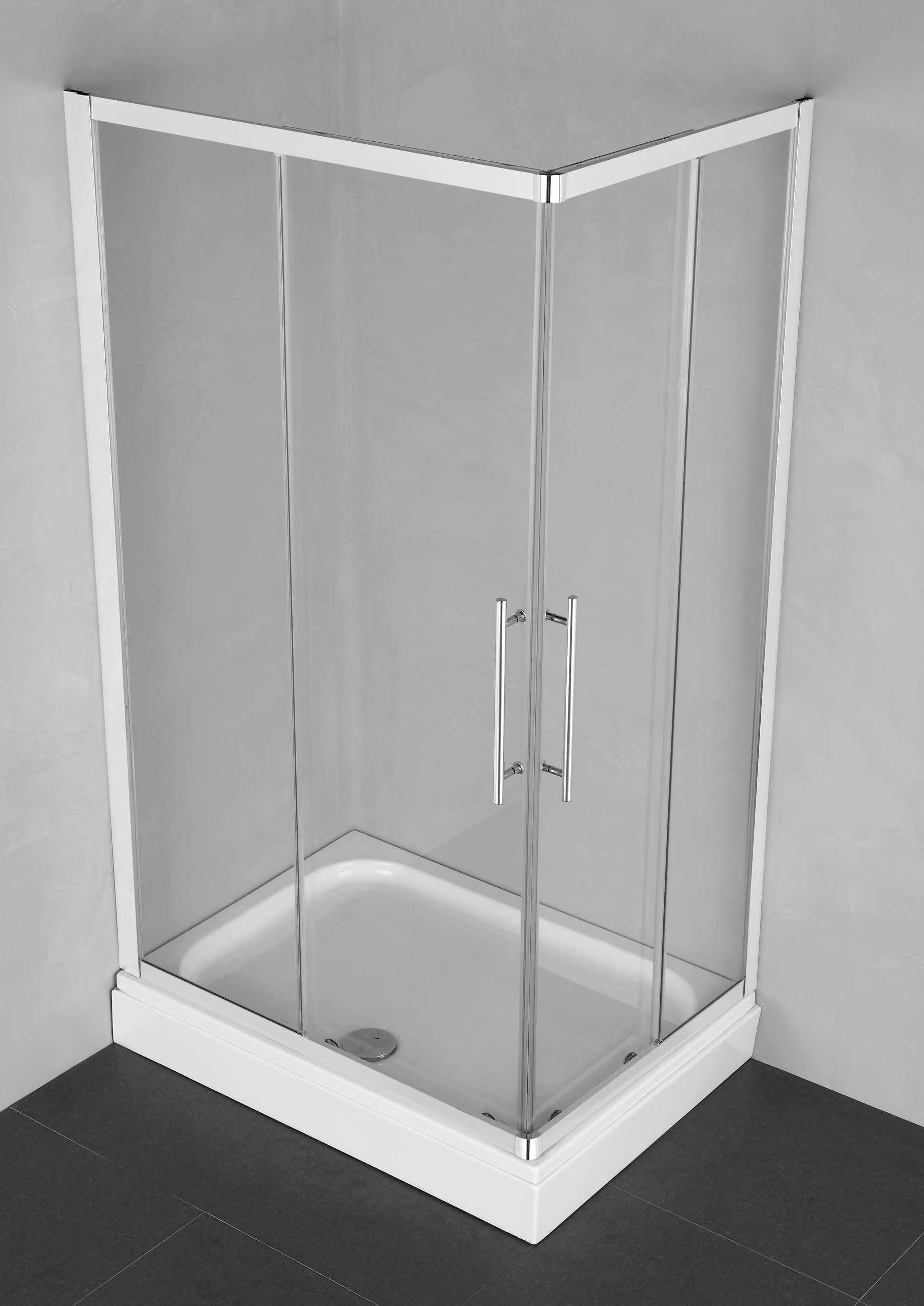 China Car Corner Sliding Shower Enclosure Shower Door Shower Room Photos A