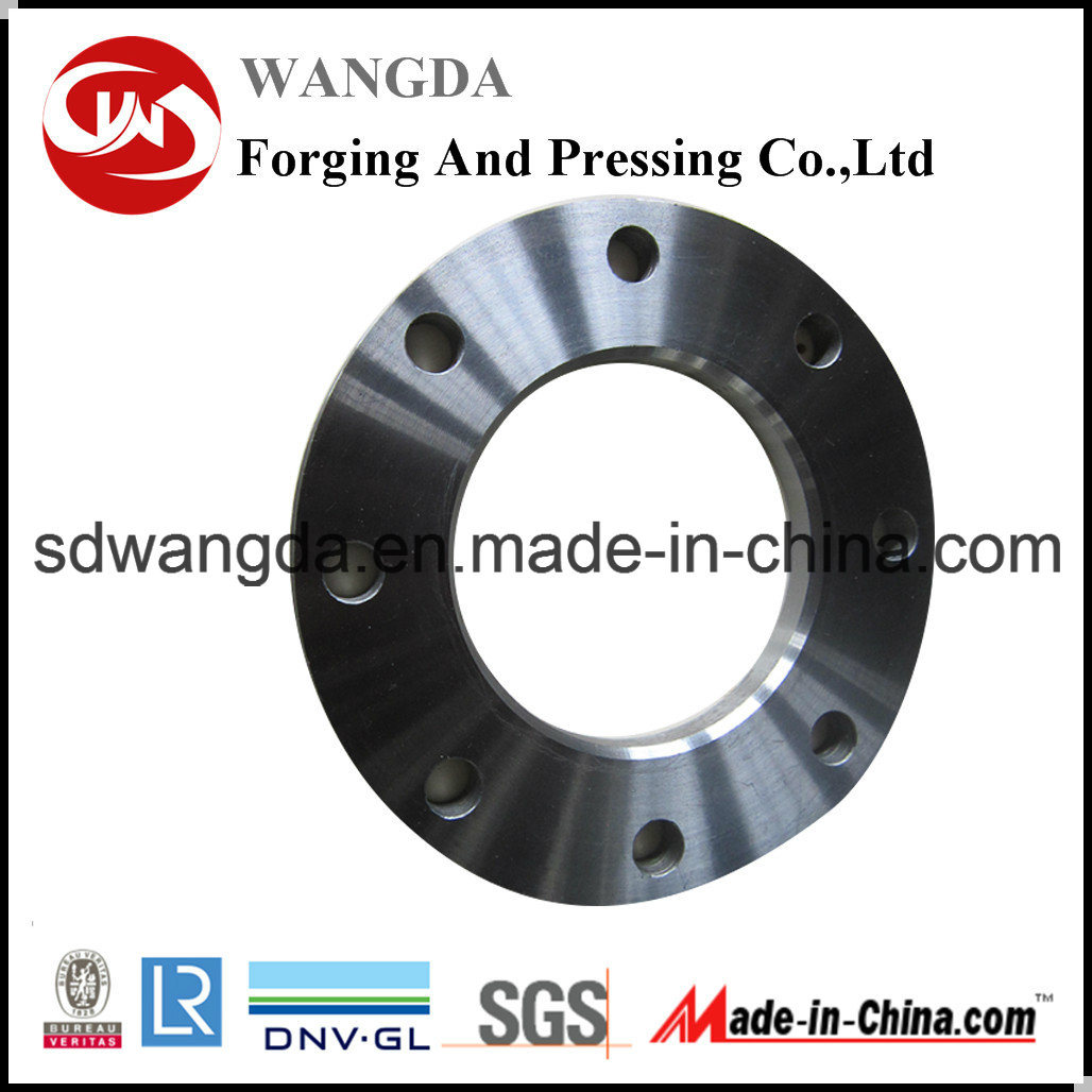 JIS Carbon Steel 5k Slip-on Welding Steel Pipe Flanges