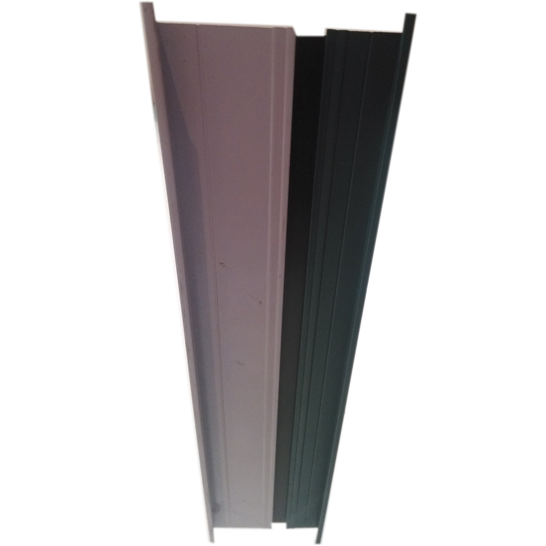 Energy Saving Insulation Sliding Window and Door Aluminium Extrusion Profile