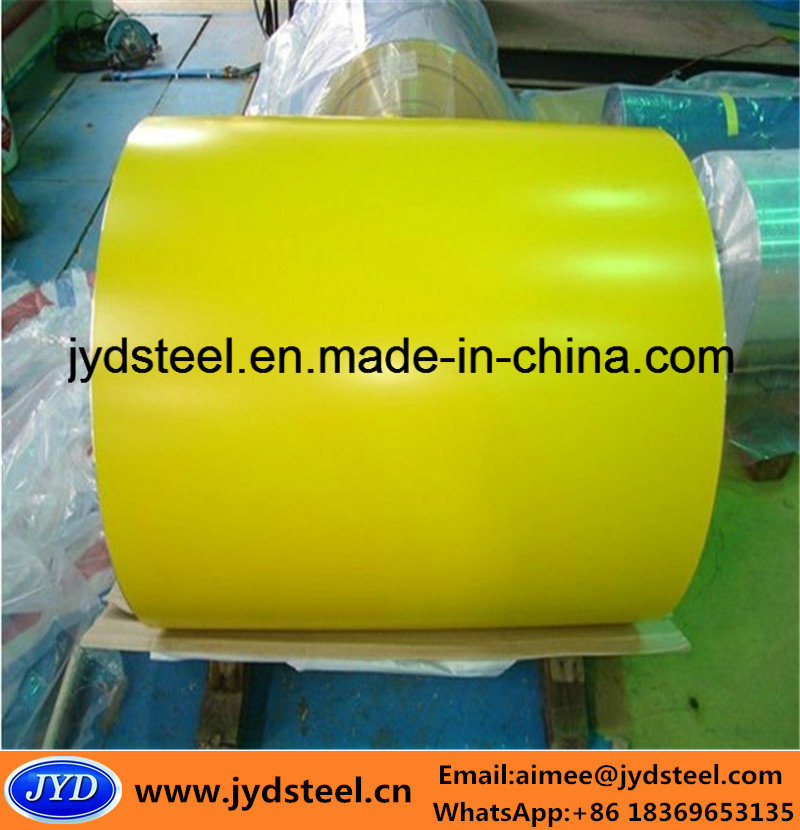 Color Galvanized Steel Coil/PPGI with Ral Color