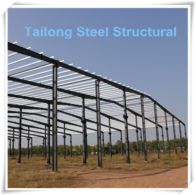 Prefabricated Steel Structural Construction House