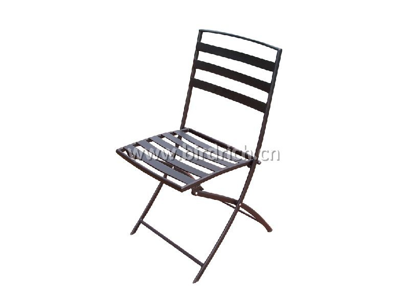 China Garden Furniture Metal Folding Chair s & Made in
