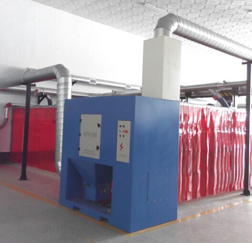 Grinding Welding Laser Cutting Dust Extraction and Filtration Housing Dust Collector