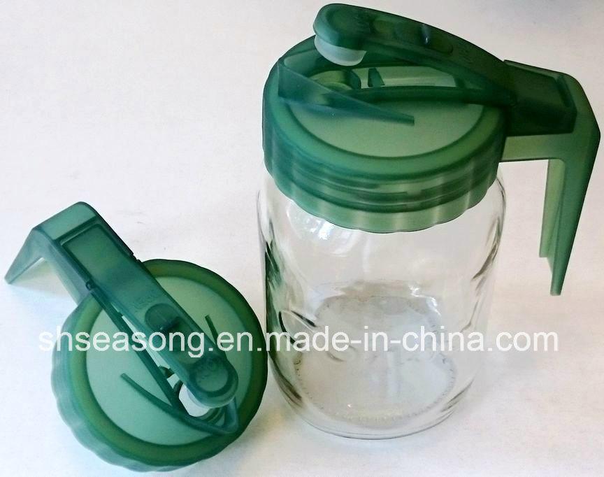 Plastic Cap / Bottle Cap / Jug Lid with Handle (SS4303)