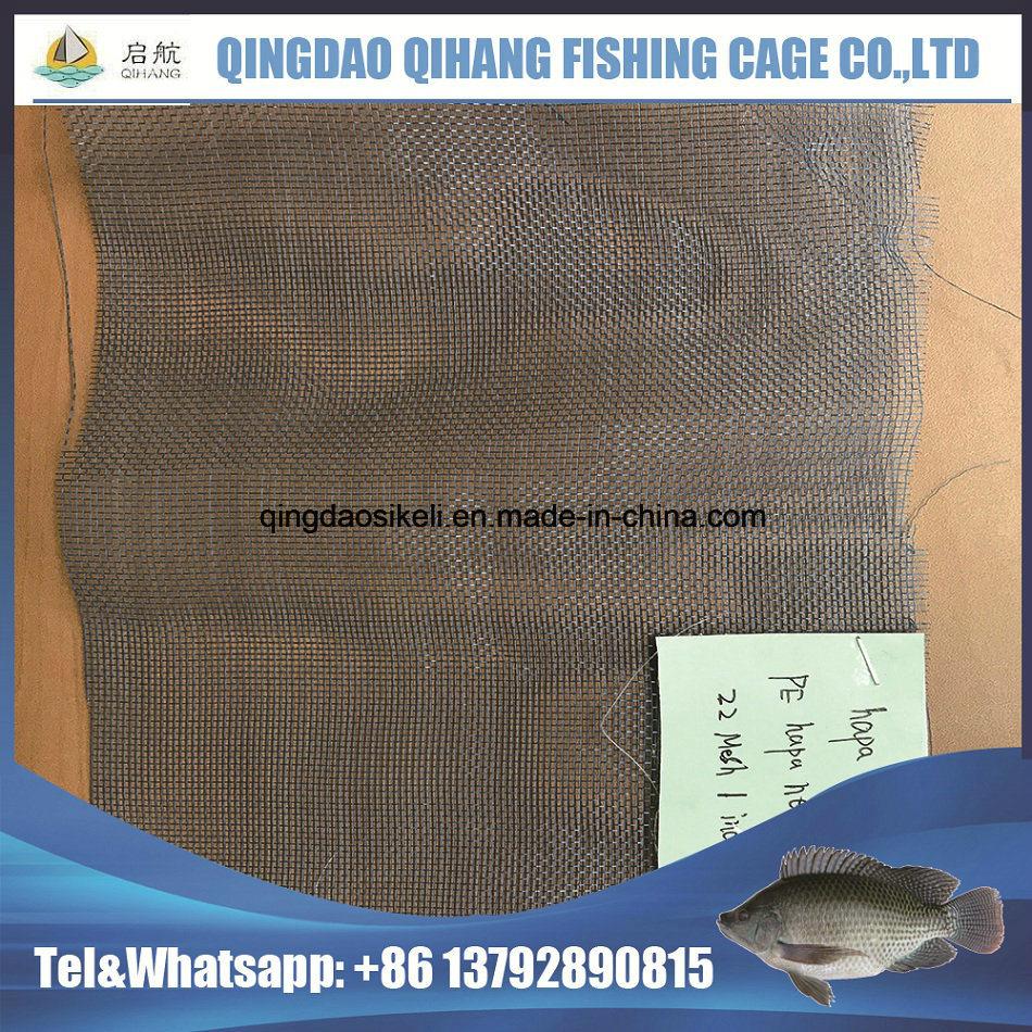 Fingerling Fishing Net, Hapa Fish Farming PE Net