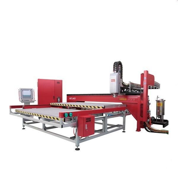 Electrical Panel Gasket Sealing Foam Dispensing Machine