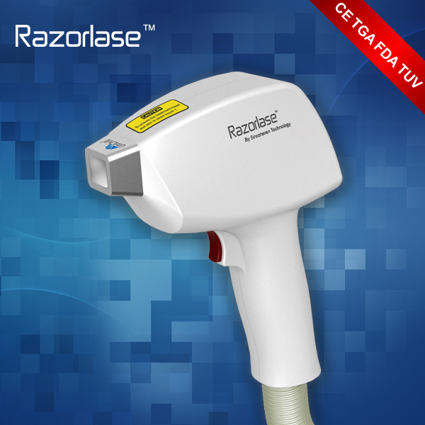 Painless Permanent Diode Laser Hair Removal Machine
