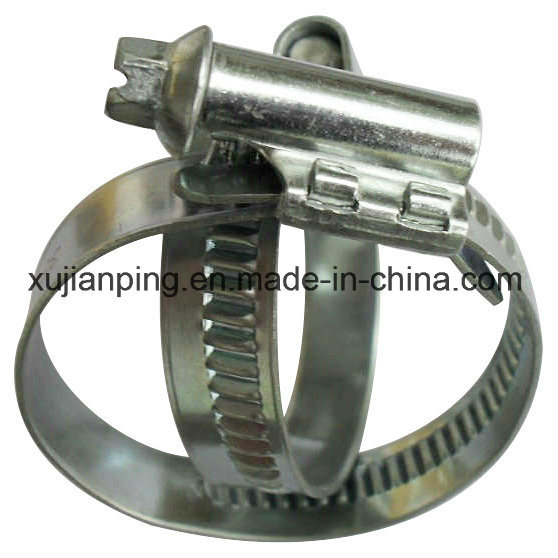German Type Hose Clip Without Welding