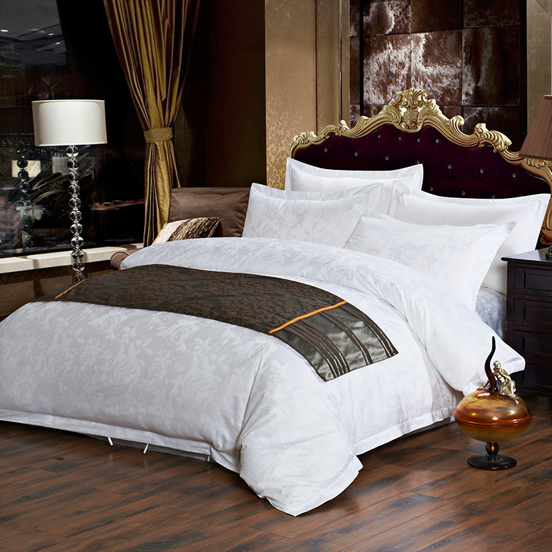 Durable Cheap 1000t Bed Linen for Villa