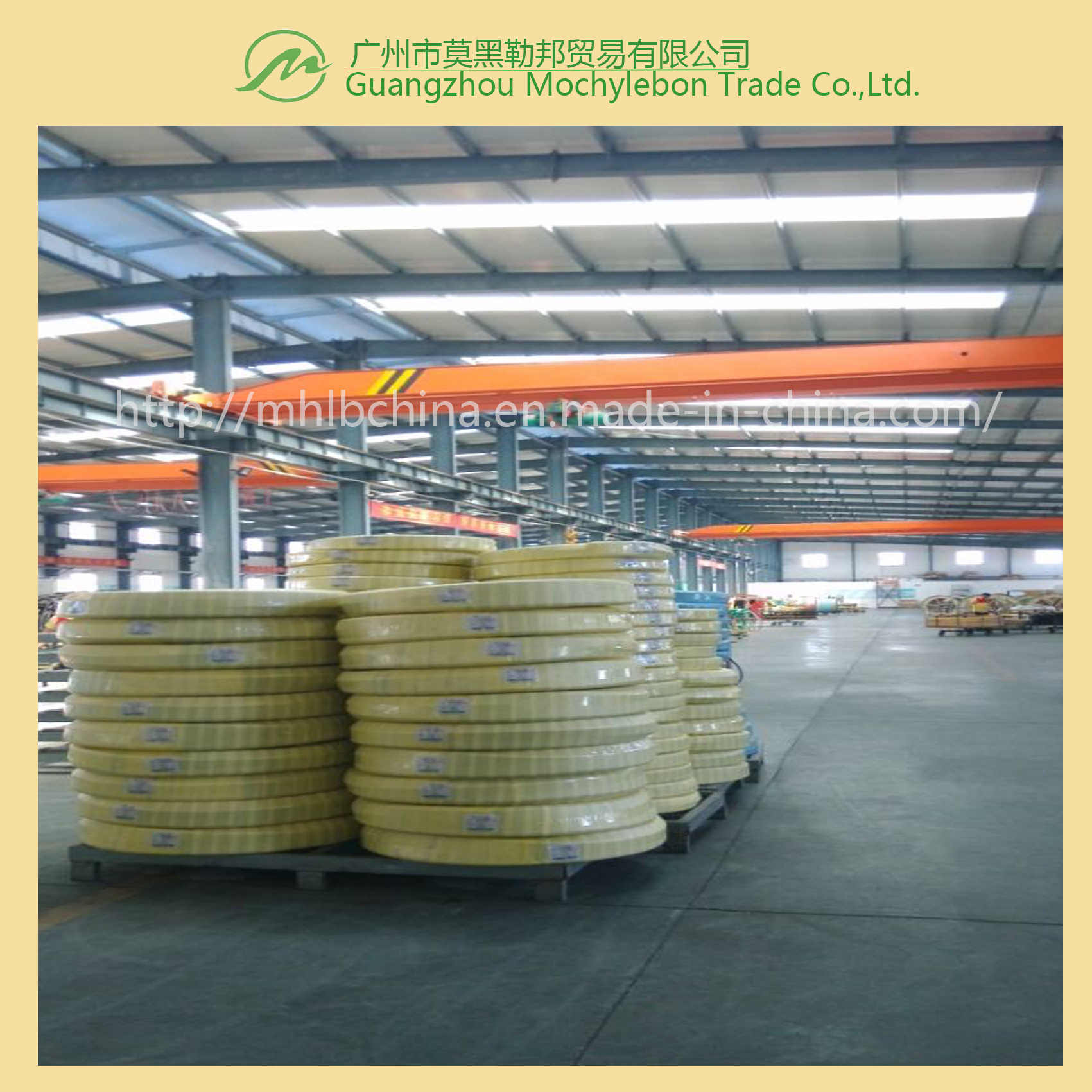 Steel Wire Braided Reinforced Rubber Covered Hydraulic Rubber Hose (SAE100 R1-1-1/4)