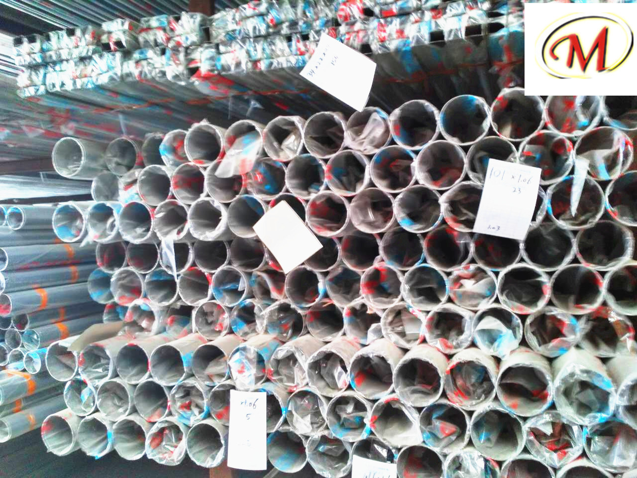 China Manufacture Stainless Steel Pipe 201.304