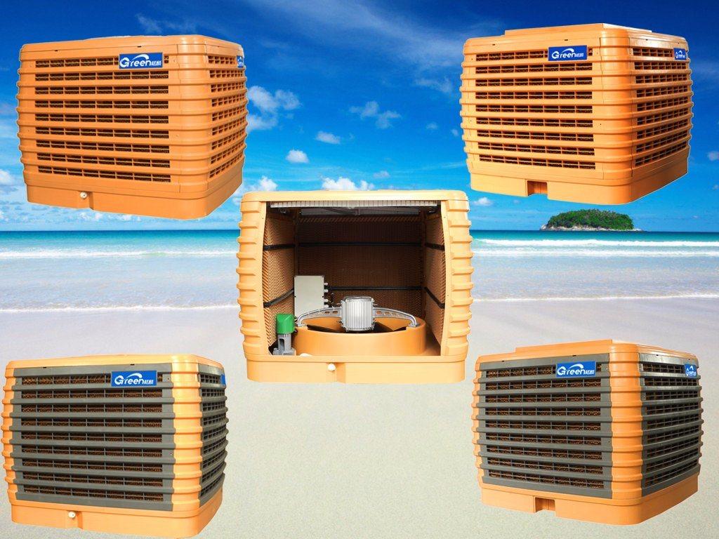 Install Air Cooler GL20-ZX10CB