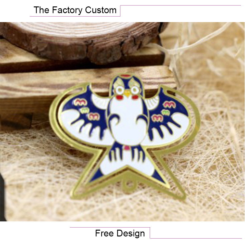 Corrosion Process Copper Butterfly Bookmarks