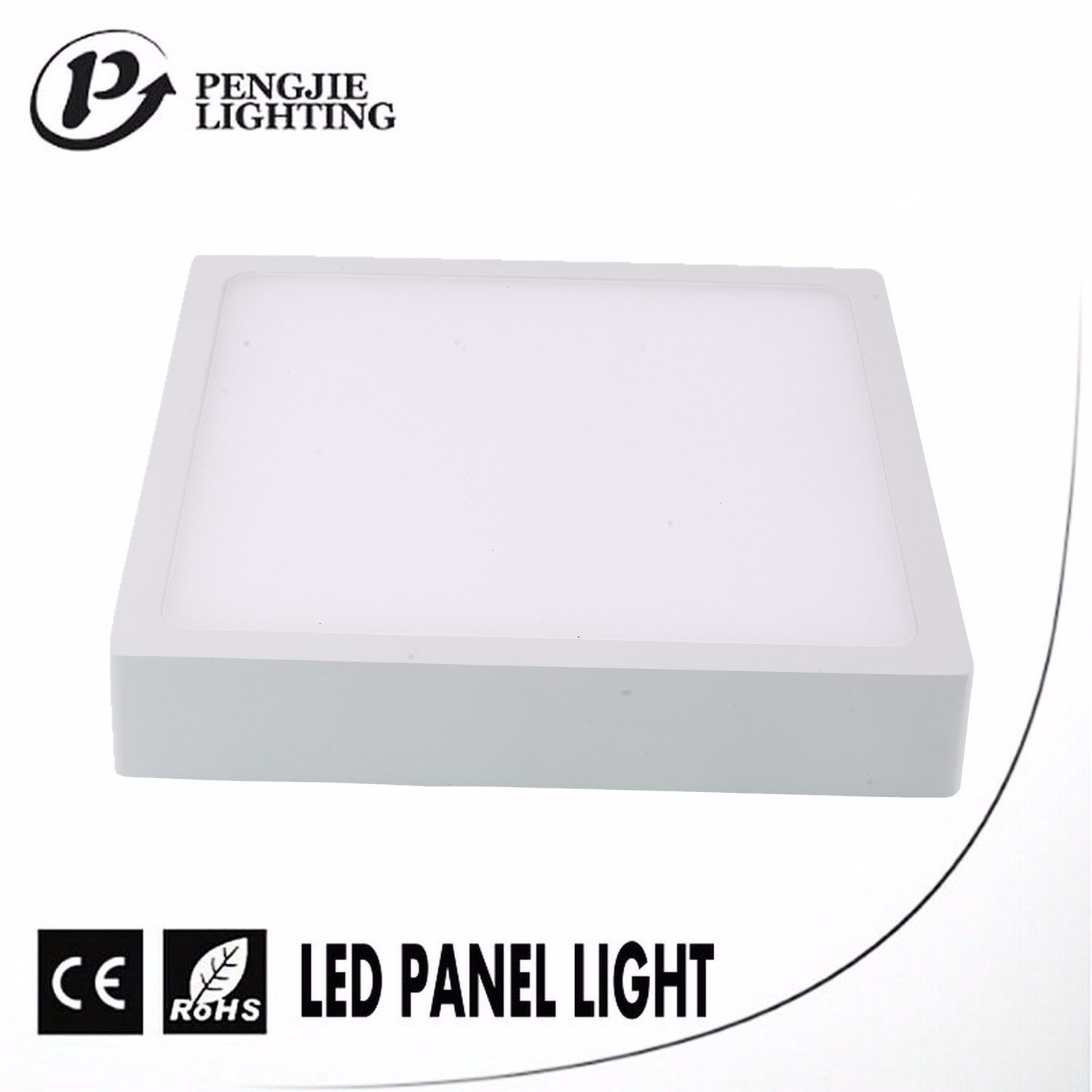 Popular Energy Saving 30W Narrow Edge Surface LED Panel (Square)