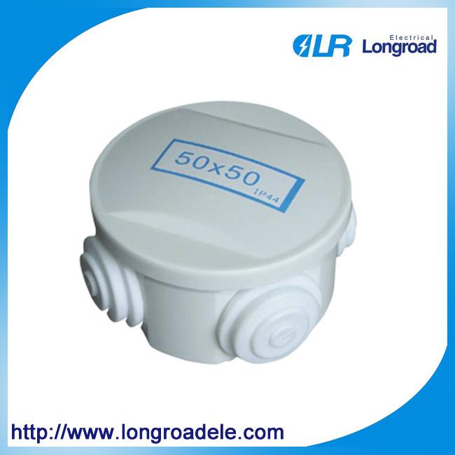 IP68 Waterproof Junction Box, PVC Junction Box