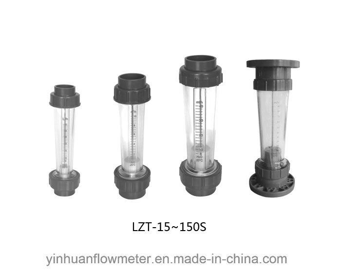 Lzt-S Plastic Tube Flowmeter