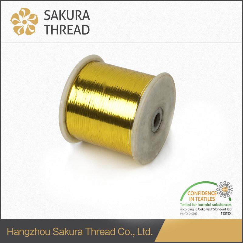 M, Mx, Mh, Ms Metallic Thread with High Tenacity