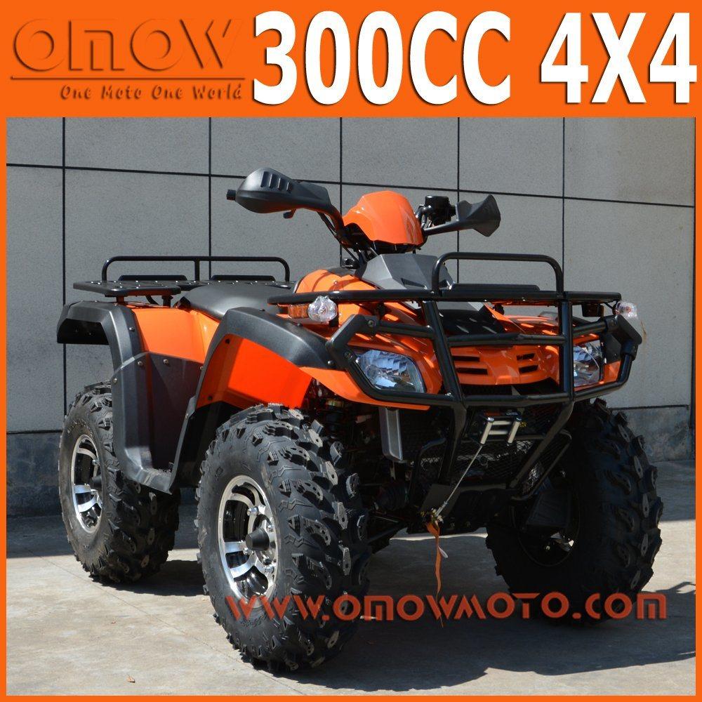 Cheap EPA 300cc 4X4 4 Wheel Motorcycle