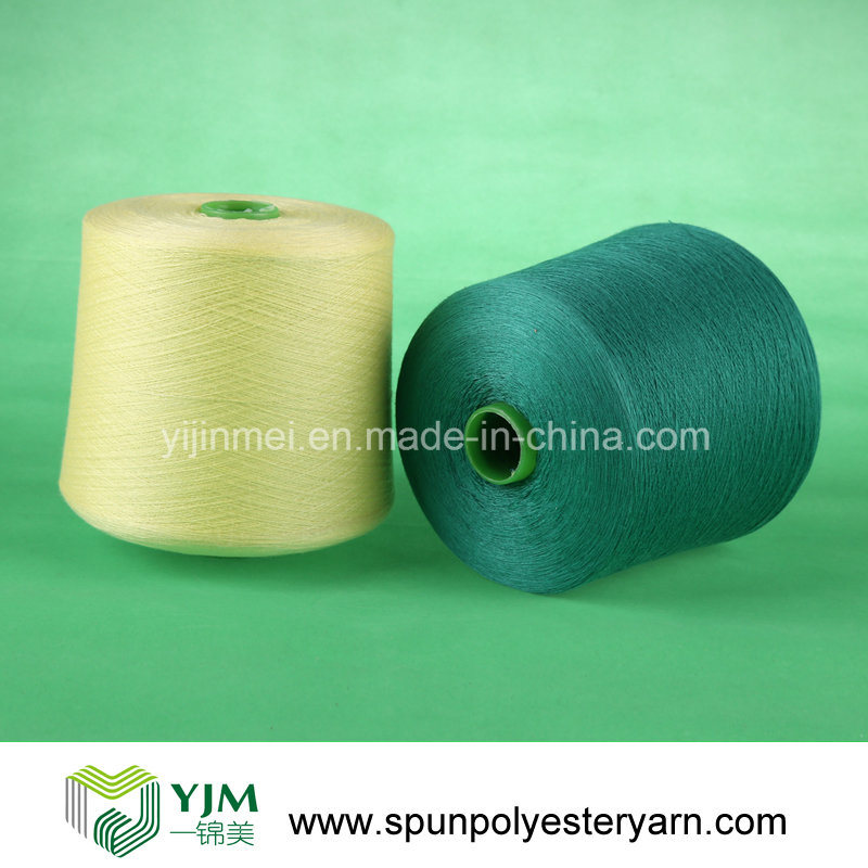 Customized Color Polyester Sewing Thread