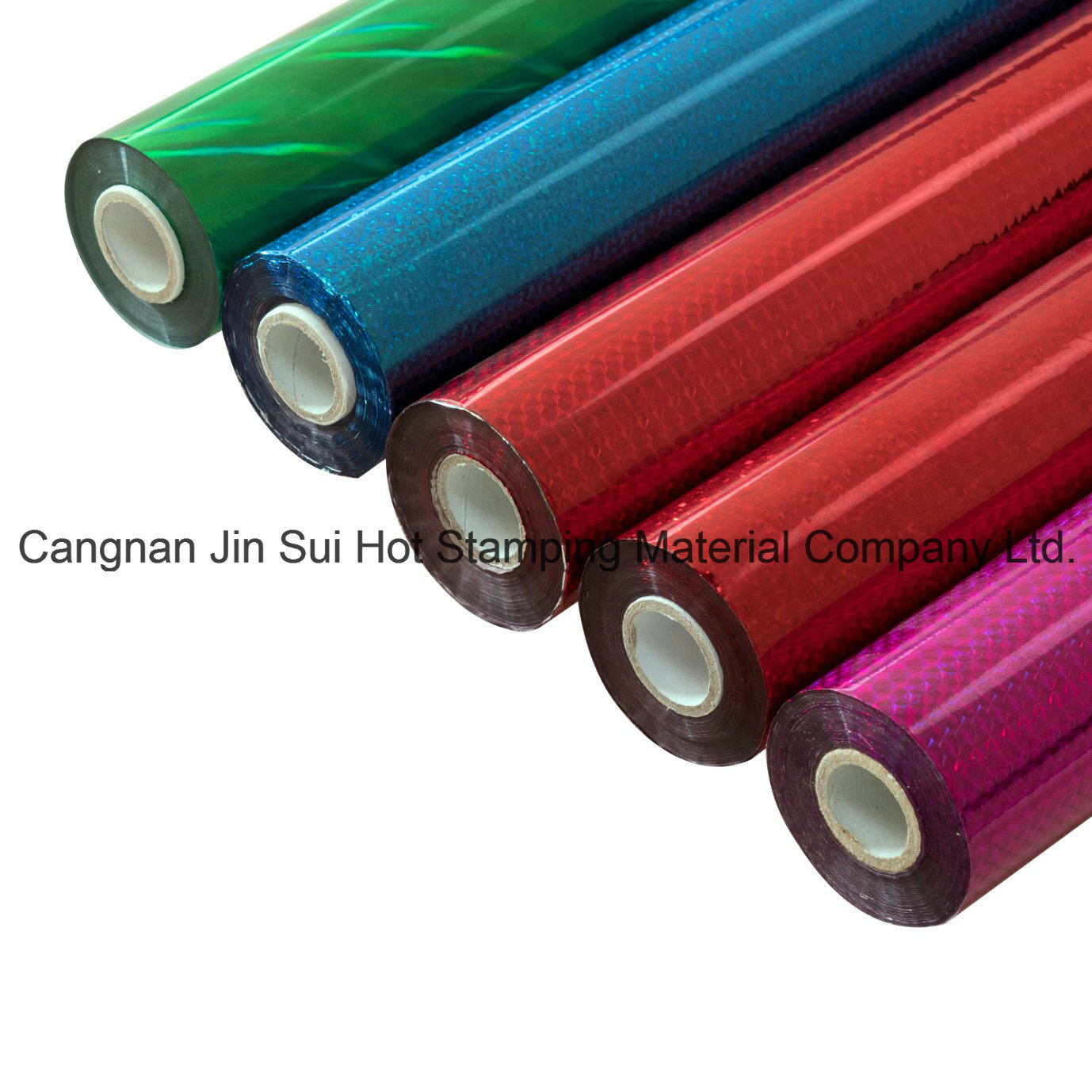 Hot Foil Stamping Roll