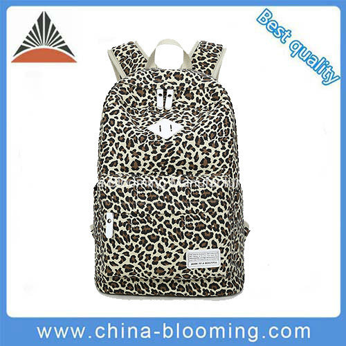 Fashion Girls Outdoor Travel Laptop Canvas School Backpack