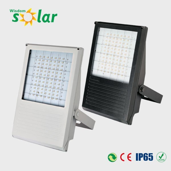 2016 All in One Portable Solar Powered LED Flood Light/Outdoor LED Solar Flood Light