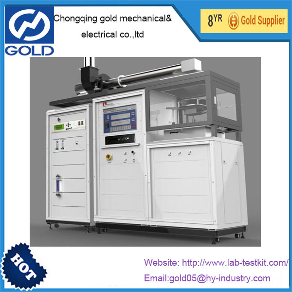 Fire Testing Equipment Cone Calorimeter with Standard ISO5660