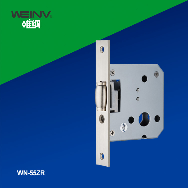 Stainless Steel 55zl Mortise Lock Body