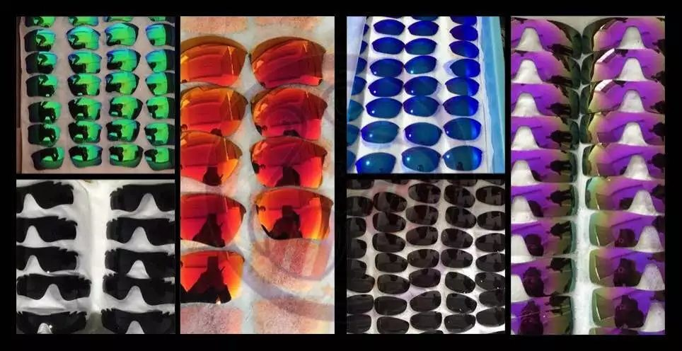 Wholesaler & Factory Sunglasses Lens for Over 200 Style Oakley Models